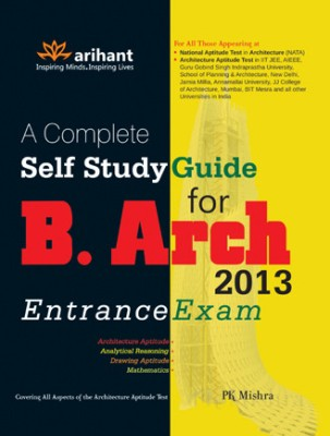 Buy B.Arch Entrance Exams: A Targeted Study Programme 1st  Edition: Book