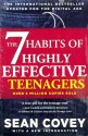 7 HABITS OF HIGHLY EFFECTIVE TEENS(NEW) (English): Book