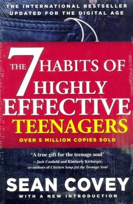 7 HABITS OF HIGHLY EFFECTIVE TEENS(NEW) (English) price comparison at Flipkart, Amazon, Crossword, Uread, Bookadda, Landmark, Homeshop18