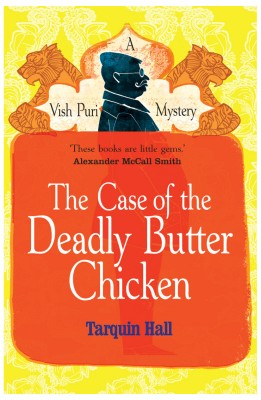 The Case of the Deadly Butter Chiken price comparison at Flipkart, Amazon, Crossword, Uread, Bookadda, Landmark, Homeshop18
