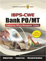 IBPS - CWE Bank PO/MT 1st  Edition: Book