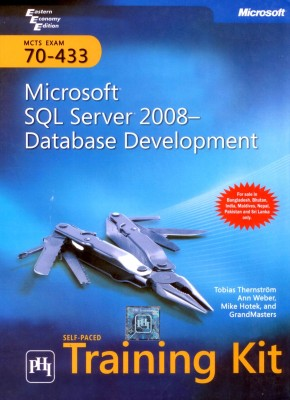 Buy Microsoft SQL Sever 2008 Database Development (English): Book