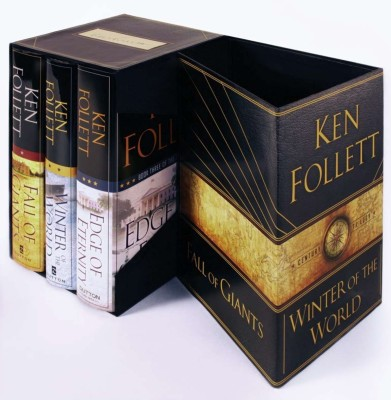 Compare The Century Trilogy Boxed Set (English) at Compare Hatke