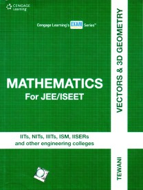 Mathematics for JEE/ISEET: Vectors & 3D Geometry (English) 1st  Edition (Paperback)