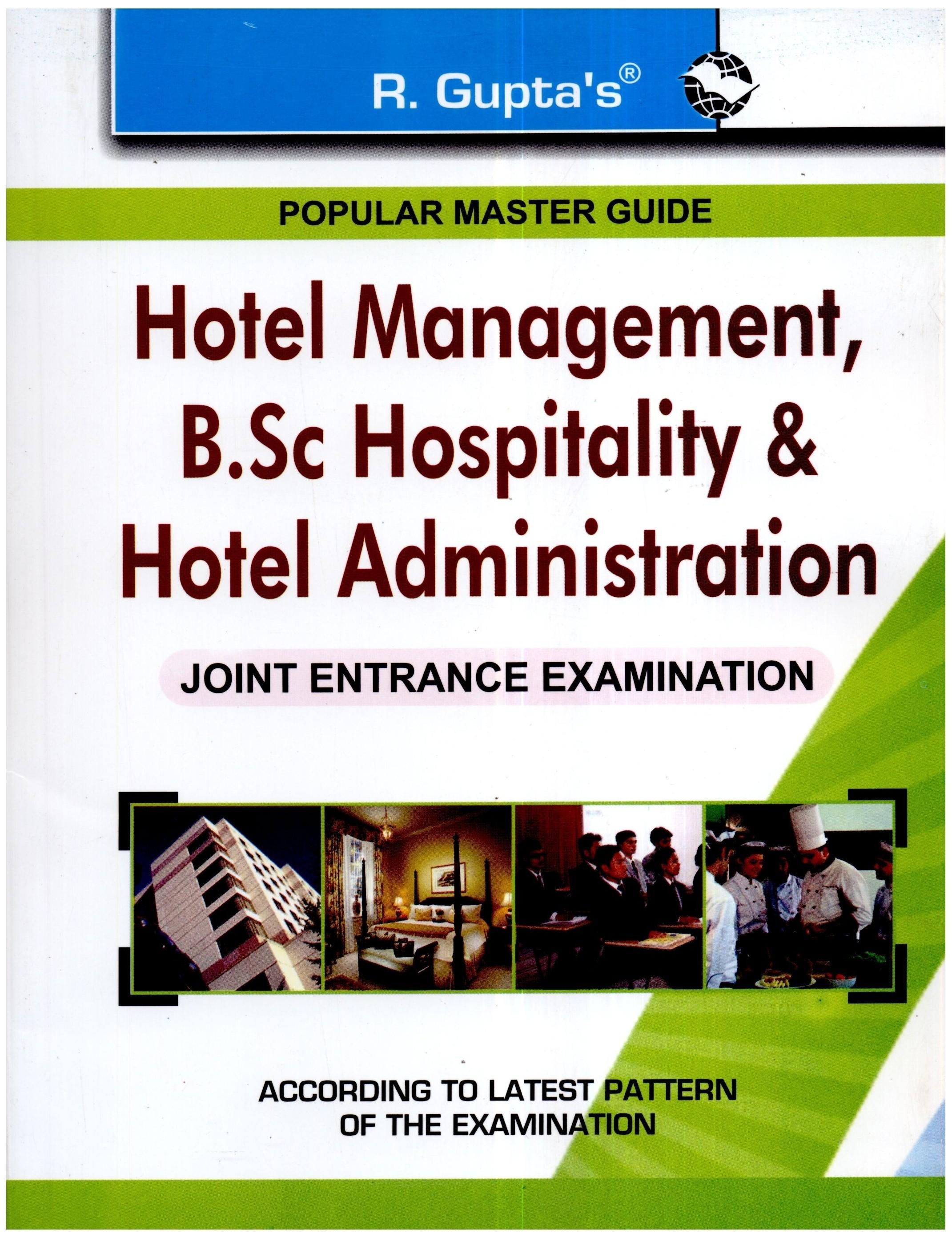 Hotel Management, B.Sc Hospitality & Hotel Administration ...