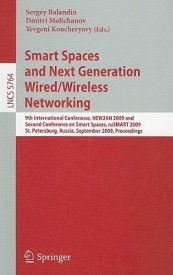 Smart Spaces and Next Generation Wired/Wireless Networking (English) (Paperback)