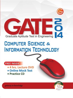 Buy GATE Computer Science and Information Technology (2014) 11th  Edition: Book