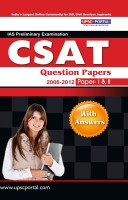 CSAT: IAS Preliminary Examination Question Papers with Answers, 2006 - 2012: Book