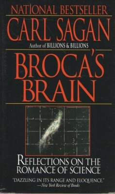 Broca's Brain: Reflections on the Romance of Science price comparison at Flipkart, Amazon, Crossword, Uread, Bookadda, Landmark, Homeshop18