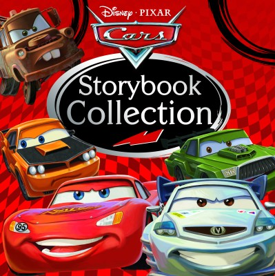Buy Disney Cars Storybook Collection (English): Book