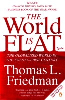 World is Flat (English): Book