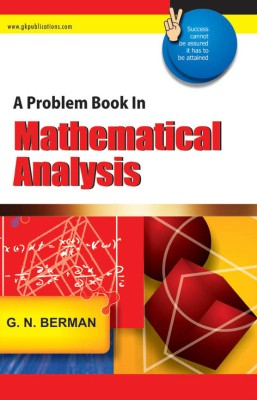 Buy A Problem Book in Mathematical Analysis 3rd  Edition: Book