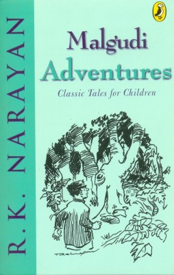 Buy Malgudi Adventures: Classic Tales For Children (English): Book