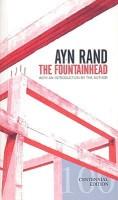 The Fountainhead (English): Book
