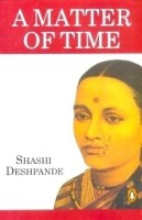 A Matter of Time (English): Book
