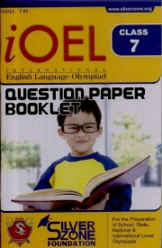 IOEL - International Olympiad of English Language Question Paper Booklet (Class - 7) (English) (Paperback)