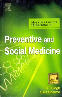 Buy Multiple Choice Questions in Preventive and Social Medicine (English) 1st Edition: Book