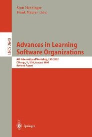 Advances in Learning Software Organizations (English) (Paperback)