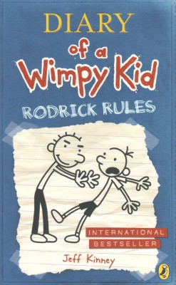Buy Diary of a Wimpy Kid: Rodrick Rules (English): Book