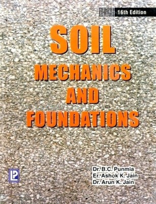 Buy Soil Mechanics and Foundations (English) 16th  Edition: Book