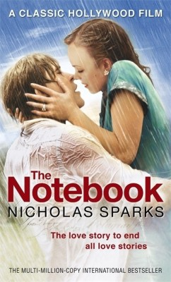 Notebook NICHOLAS SPARKS The love story to end all tove stories