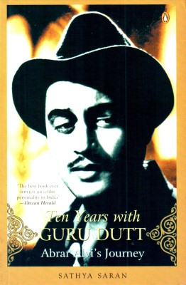 Buy Ten Years with Guru Dutt: Abrar Alvi's Journey (English): Book
