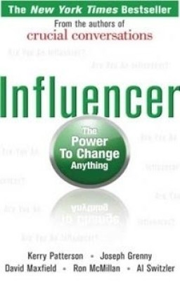 Buy Influencer : The Power to Change Anything (English) 1st Edition: Book
