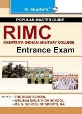 RIMC Entrance Exam Guide 1st Edition price comparison at Flipkart, Amazon, Crossword, Uread, Bookadda, Landmark, Homeshop18