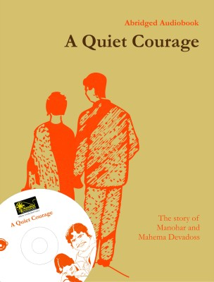 Buy A Quiet Courage: Book