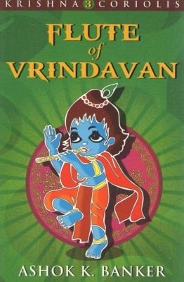 Buy KRISHNA BOOK 3 FLUTE OF VRINDABAN: Book