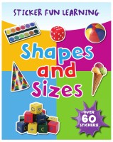 SHAPES AND SIZES - 9781405496926 (English): Book