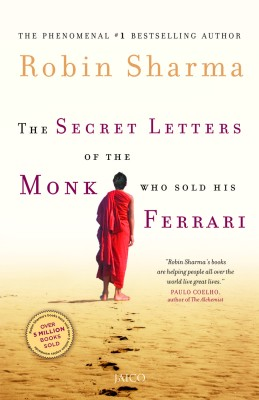 Buy The Secret Letters of the Monk Who Sold His Ferrari 1st Edition: Book