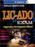 LIC - ADO Exam Guide 01 Edition: Book