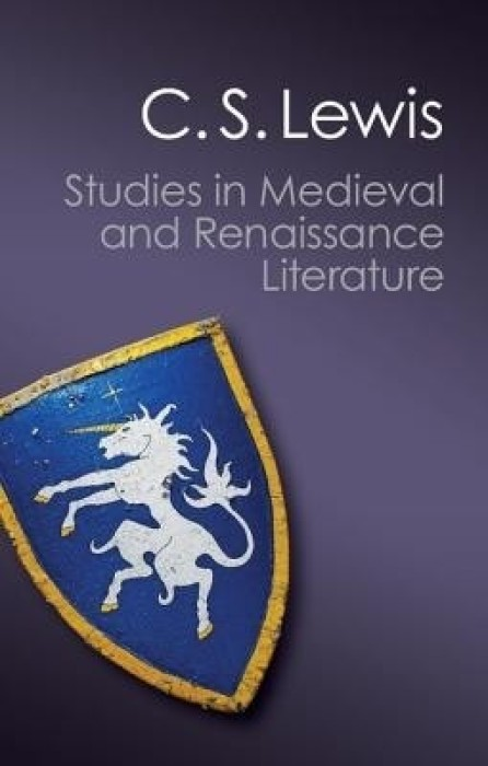Studies in Medieval and Renaissance Literature Paperback