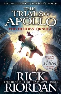 The Trials of Apollo : The Hidden Oracle (English) price comparison at Flipkart, Amazon, Crossword, Uread, Bookadda, Landmark, Homeshop18