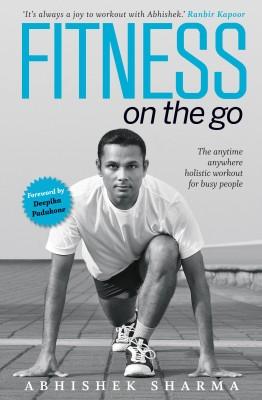 Fitness on the go price comparison at Flipkart, Amazon, Crossword, Uread, Bookadda, Landmark, Homeshop18