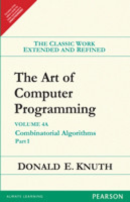 Buy The Art of Computer Programming, Volume 4A : Combinatorial Algorithms, Part 1 (English): Book