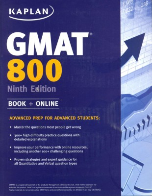 Buy GMAT 800 9th Edition: Book