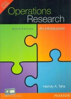 Operations Research : An Introduction: Book