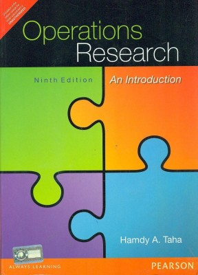 Buy Operations Research : An Introduction: Book