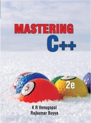 Mastering C++ 2nd Edition price comparison at Flipkart, Amazon, Crossword, Uread, Bookadda, Landmark, Homeshop18