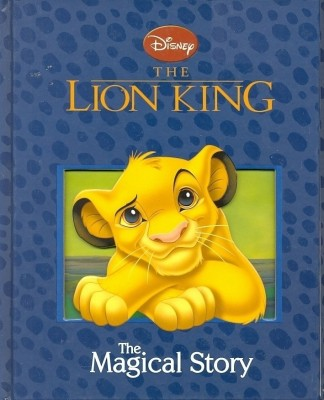 Buy Disney - The Lion King (English): Book