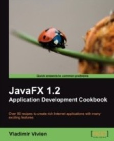 JavaFX 1.2 Application Development Cookbook (English) (Paperback)