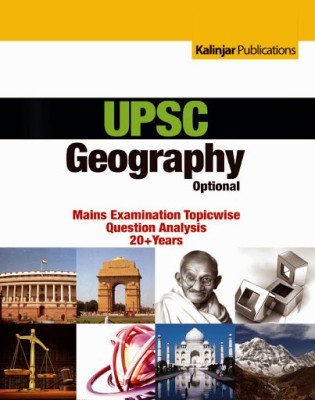 UPSC Geography Optional: Mains Examination Topicwise Question Analysis 20+ Years (English) price comparison at Flipkart, Amazon, Crossword, Uread, Bookadda, Landmark, Homeshop18