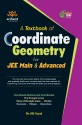 A TEXTBOOK OF COORDINATE GEOMETRY FOR JEE MAIN & ADVANCED B012 (English): Book