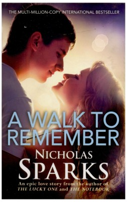 Buy A Walk To Remember (English): Book