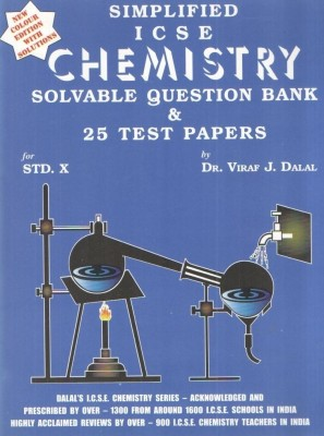 Viraf dalal chemistry book
