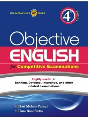 Buy Objective English for Competitive Examinations (English) 4th Edition: Book