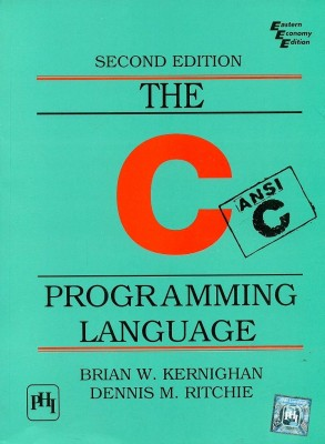 Buy The C Programming Language (Ansi C Version) (English) 2nd Edition: Book