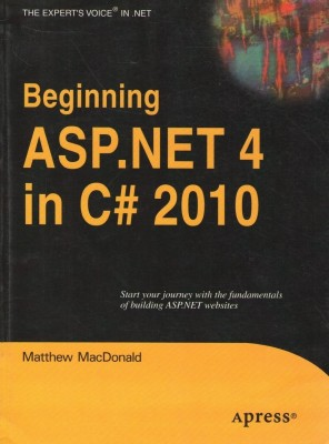 Beginning Asp.Net 4 In C# 2010 1st Edition